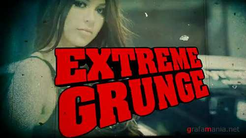 Extreme Grunge Movie Trailer - After Effects Template (BlueFX)