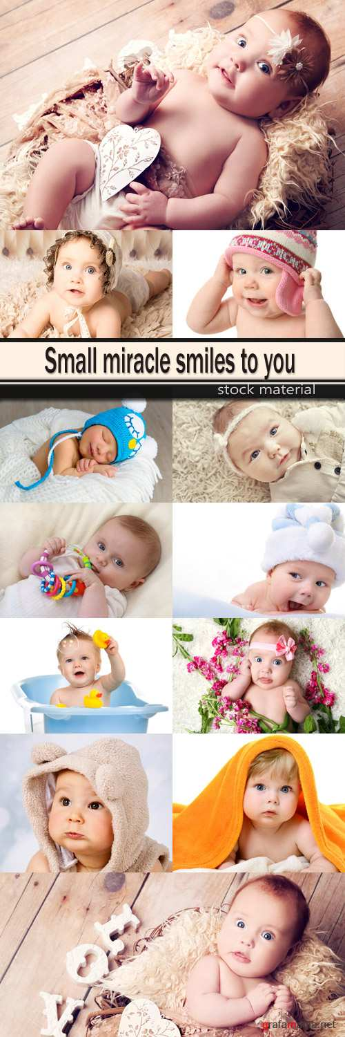 Small miracle smiles to you