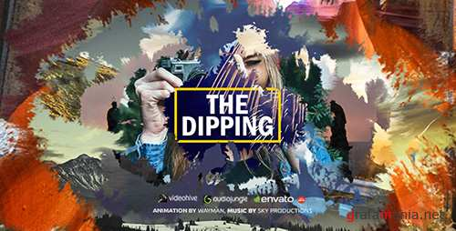 The Dipping - Project for After Effects (Videohive)