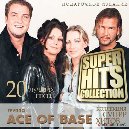 Ace Of Base - Super Hits Collection (2015)