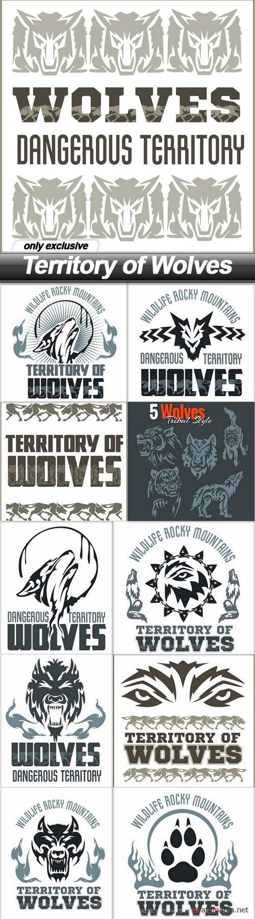 Territory of Wolves - 11 EPS