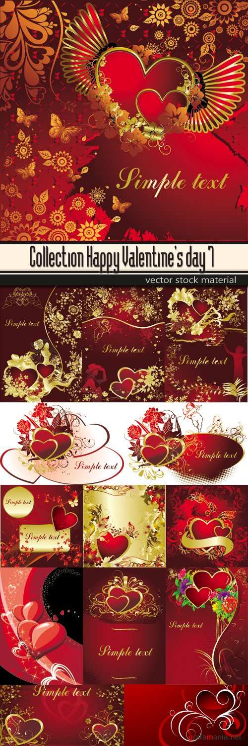 Collection Happy Valentine's day 7
