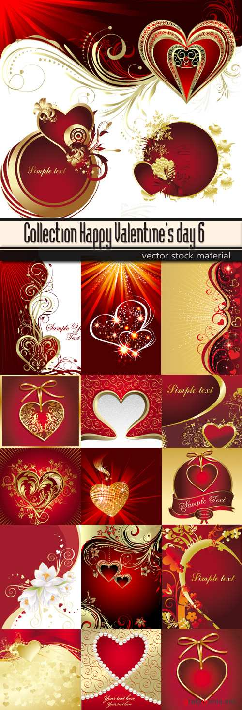 Collection Happy Valentine's day 6