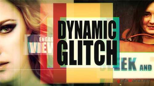 Dynamic Glitch - After Effects Project (Videohive)