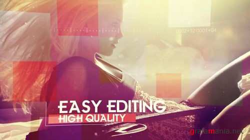 Motion Array - Inspired Opener After Effects Template