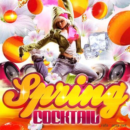 Spring Cocktail (2016)