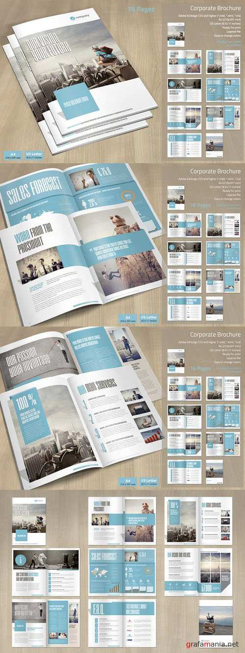 CM Corporate Brochure Vol. 5