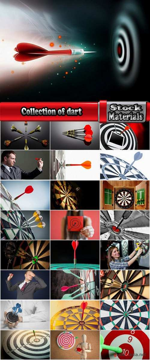 Collection of dart darts game hit the top ten 25 HQ Jpeg