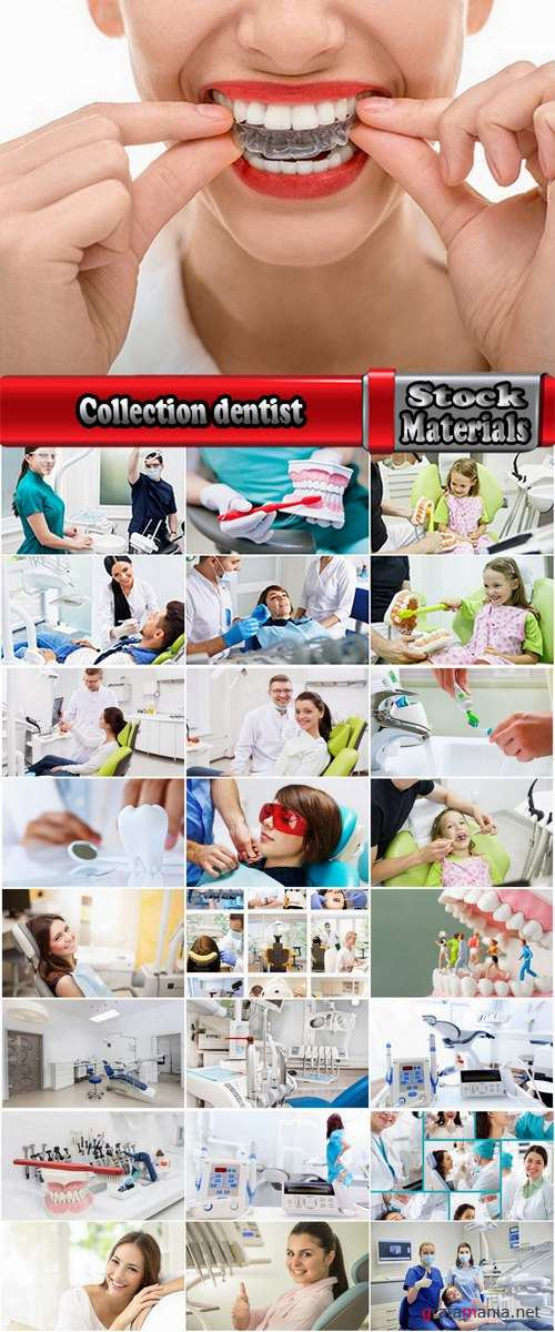Collection dentist dentistry dental office tooth 25 HQ Jpeg