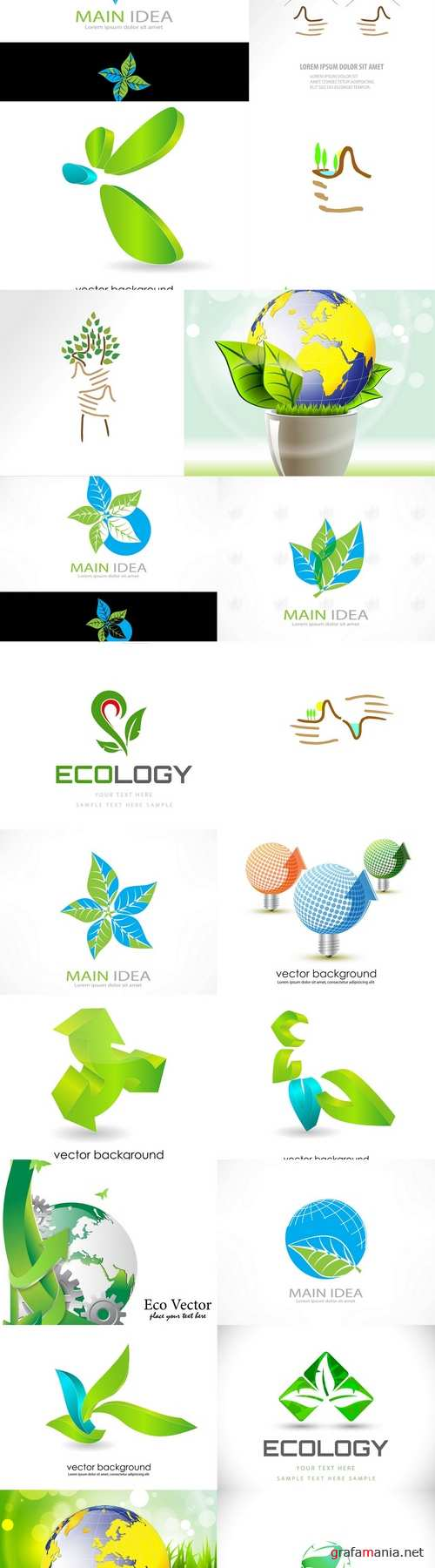 Creative ecology design
