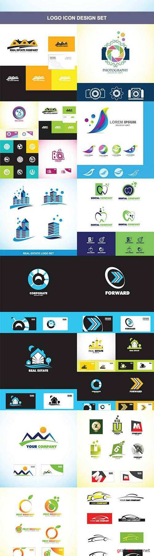 Vector - Logo Template Design 44