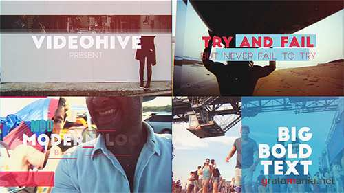 Inspirational Slideshow - Project for After Effects (Videohive)