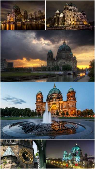 Berlin Cathedral wallpapers