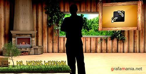 Cartoon Natural Studio - Project for After Effects (Videohive)