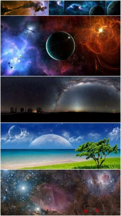 Space wallpapers (Part 16)