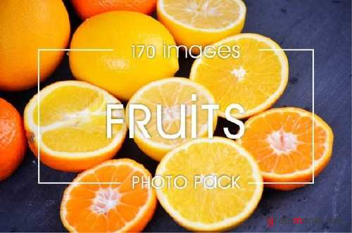 Fruits photo pack (170 img). Mockups - 683686