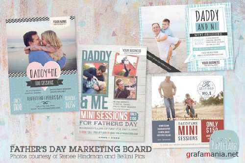 IF005 Father's Day Marketing Bundle - 669611