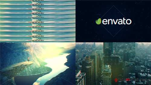 Fast Glitch Slideshow Opener - After Effects Project (Videohive)