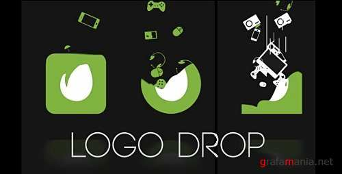 Logo Drop - After Effects Project (Videohive)