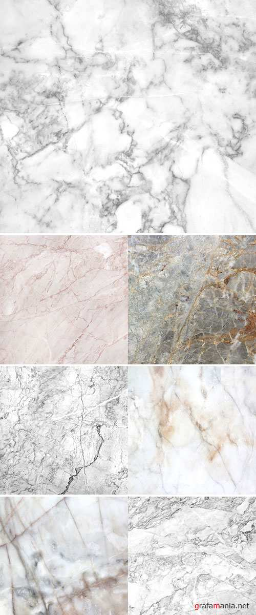 White marble texture background pattern with high resolution - Stock Image