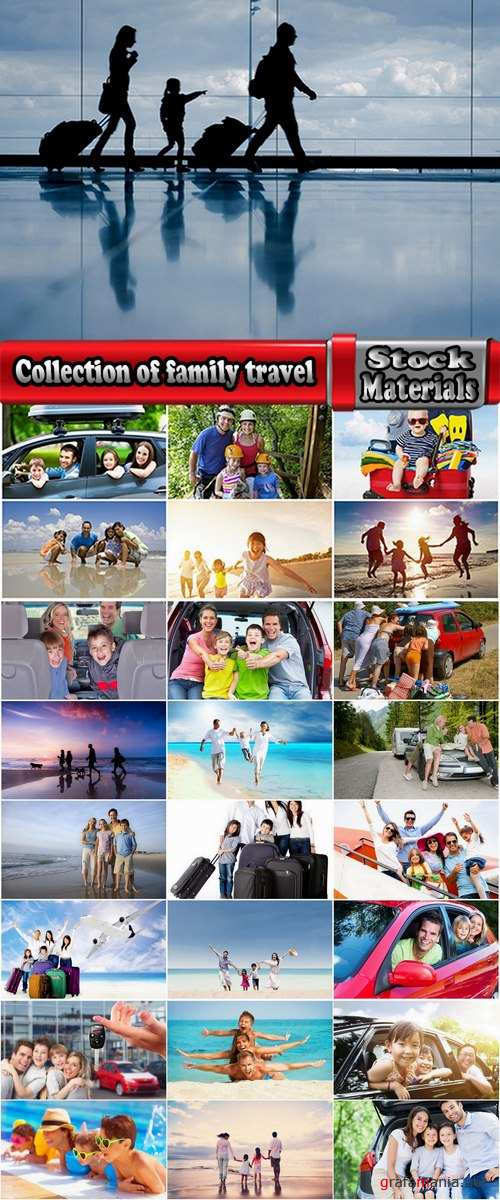 Collection of family travel family mom dad children child vacation autorallies holidays 25 HQ Jpeg
