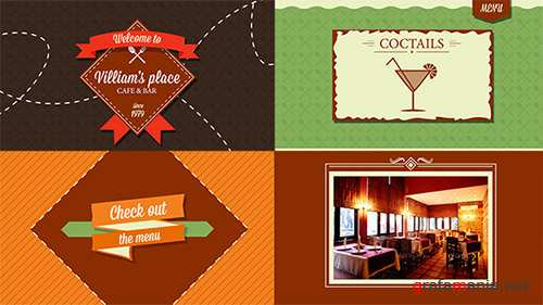 Restaurant/Cafe/Bar/Dine Promo - Project for After Effects (Videohive)