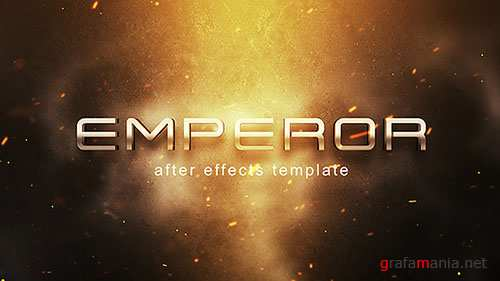 Epic Trailer Titles- Project for After Effects (Videohive)