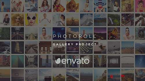 Photoroll - Gallery - Project for After Effects (Videohive)