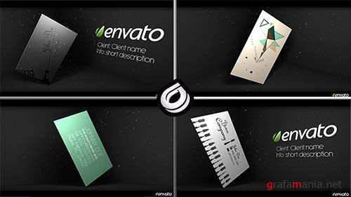 Stylish Print Designs Showcase - After Effects Project (Videohive)