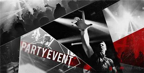 Party Event Promo - After Effects Project (Videohive)