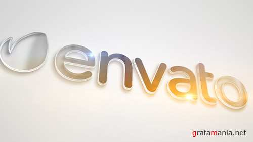 Quick Clean Bling Logo 3 - Project for After Effects (Videohive)
