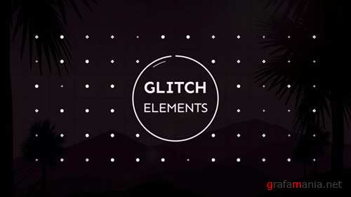 Glitch Pack - Project for After Effects (Videohive)