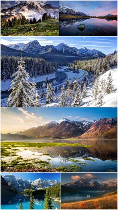 Best nature wallpapers (Big Pack 70)