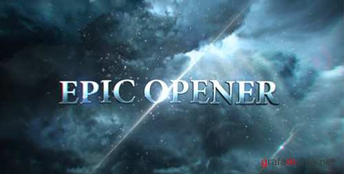 Epic Opener 16267620 - Project for After Effects (Videohive)