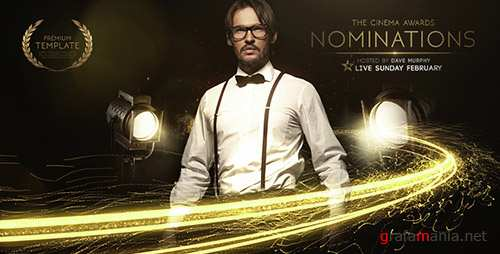 Cinema Awards Promo - Project for After Effects (Videohive)