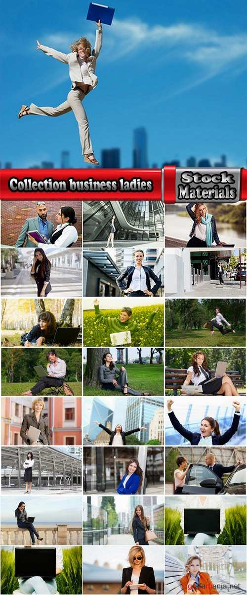 Collection business ladies girl woman on the nature of the field relaxation holiday 25 HQ Jpeg