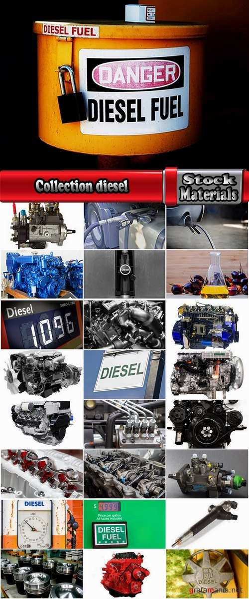 Collection diesel engine diesel equipment components 25 HQ Jpeg