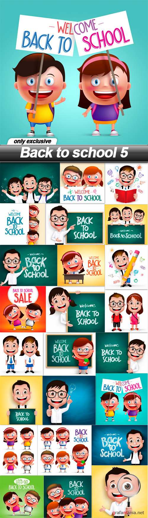Back to school 5