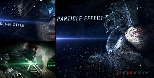Digital Form Intro - Project for After Effects (Videohive)