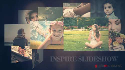 Inspire Slideshow 16725623 - Project for After Effects (Videohive)