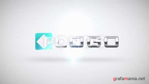 Clean Elegant Layered 3D Business Logo - After Effects Template