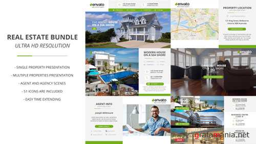 Real Estate Bundle - Project for After Effects (Videohive)
