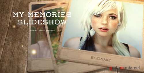 My Memories - Project for After Effects (Videohive)