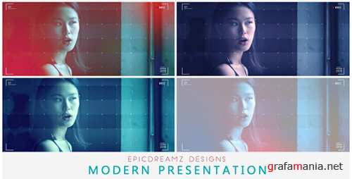 Modern Presentation 17033669 - Project for After Effects (Videohive)
