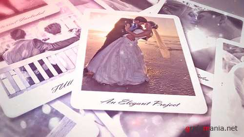 Elegant Memories - Project for After Effects (MotionArray)
