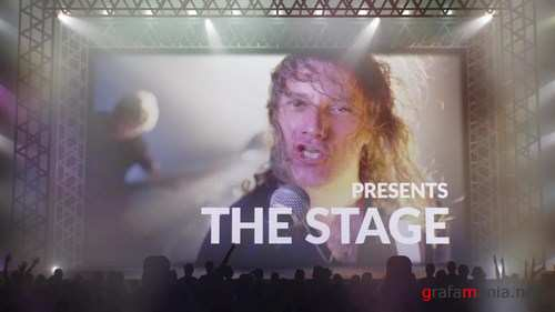 After Effects Template -The Stage - Live Event Promo
