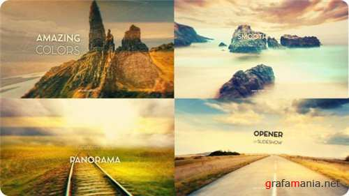Panoramic Opener - After Effects Project (Videohive)