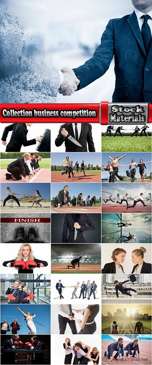 Collection business competition rivalry contest 25 HQ Jpeg