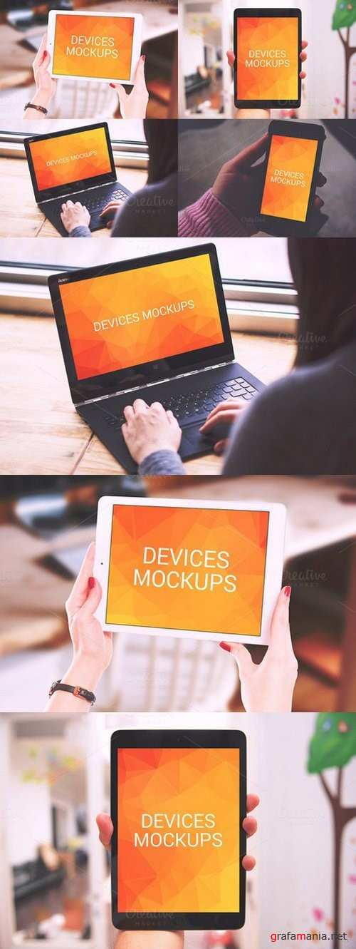 Devices - Mockups - 398029
