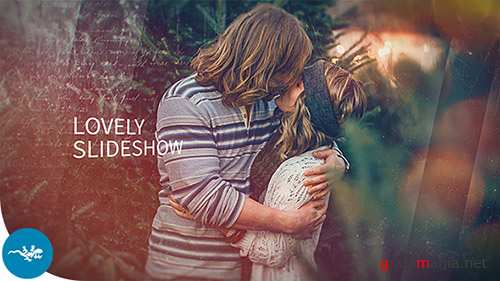 Lovely Slideshow 17324529 - Project for After Effects (Videohive)